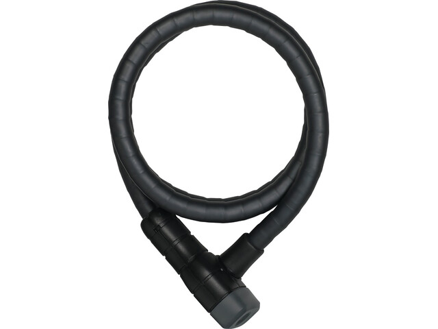 ABUS Microflex 6615K/120/15 SCLL Cable Lock black